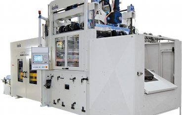 Illig at the Fakuma: universal machines for thermoforming