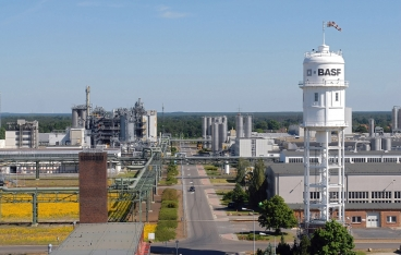 New compounding plant for engineering plastics by BASF