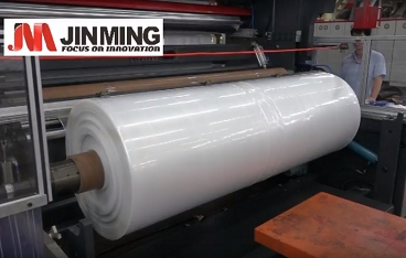3 layer blown film line for container flexitank