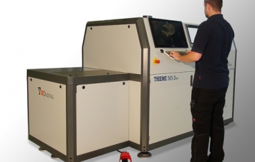 THIEME presents digital printing system for deep-drawing films