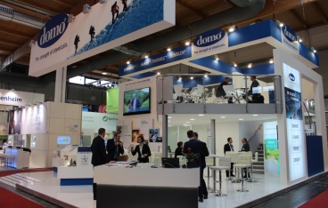 DOMO Chemicals at Fakuma 2017 - A global polyamide expert