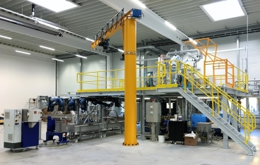 JSW opens extrusion technical center in Düsseldorf/Germany