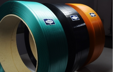 Gneuss MRS Technology in Dubai: From bottle flakes to PET strap - ping tapes